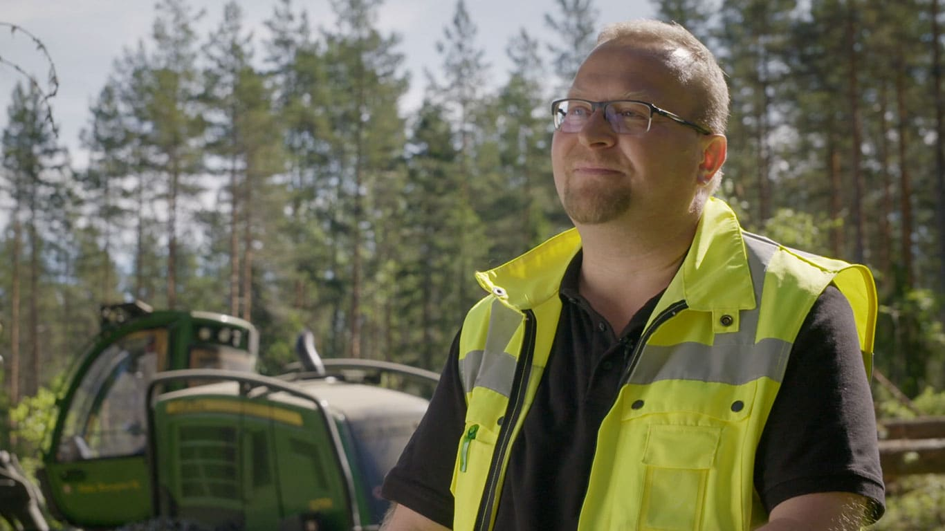 John Deere People - Mika